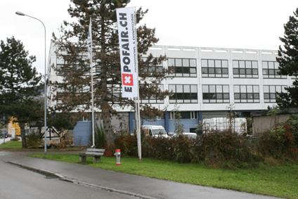 Expofair AG Firmenzentrale